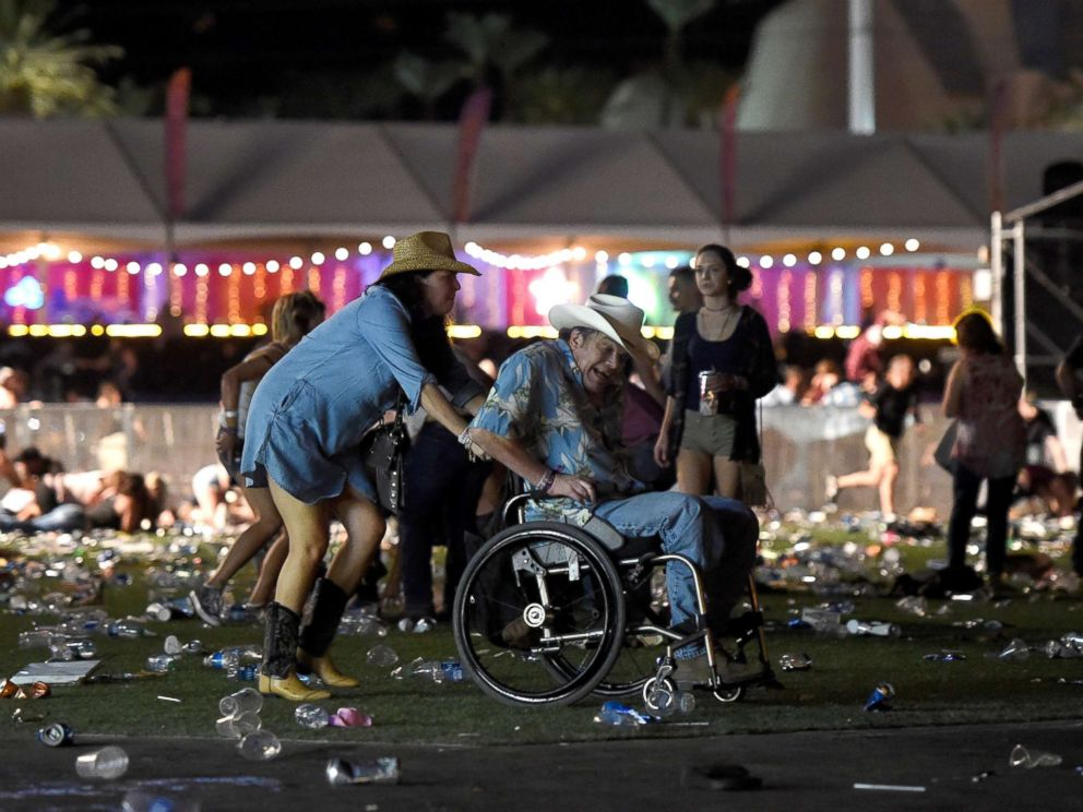 Las Vegas shooting by Stephen Paddock