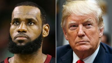 'What bothers me is that he has time': LeBron James says of Trump taking shots on him