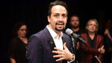 Lin-Manuel Miranda brings 'Hamilton' to Puerto Rico
