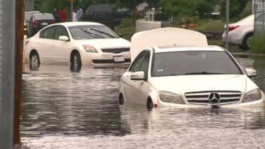 Flash flooding threat continues for East Coast after wet weekend