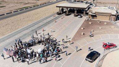 Tornillo, the Texas tent camp that housed thousands of migrant children, will close: HHS