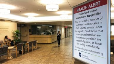 New measles cases discovered in Houston amid outbreaks elsewhere