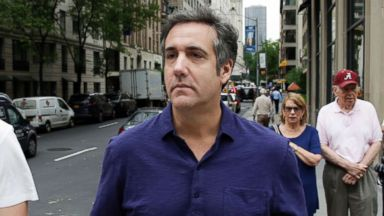 Michael Cohen, President Trump's former longtime personal attorney, tentatively reaches a plea deal: Sources
