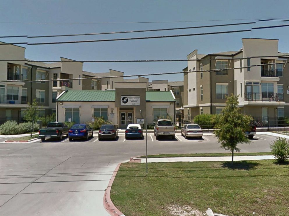 PHOTO: This image from Google shows Millennium Apartments in San Marcos, Texas.