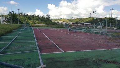 Tennis player Monica Puig raises money for Puerto Rico, inspiring island as it rebuilds after Hurricane Maria