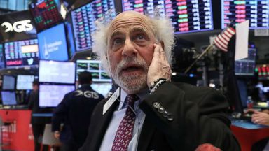 Stocks take another tumble, Dow dives more than 1,000 points
