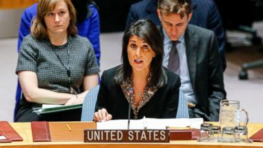 US calls for Friday UN Security Council meeting on Iran
