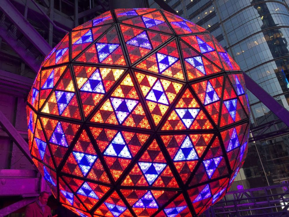New Year's Eve ball: Everything you need to know - ABC News