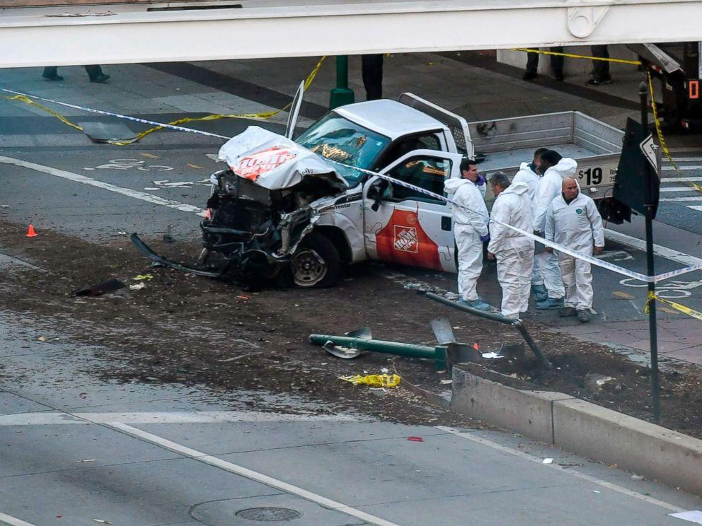Photos Deadly Terror Attack In New York City Abc News
