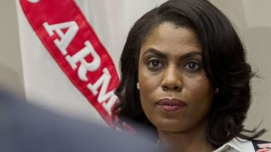 Omarosa: Trump trying to 'silence me'; campaign files arbitration and alleges she violated nondisclosure
