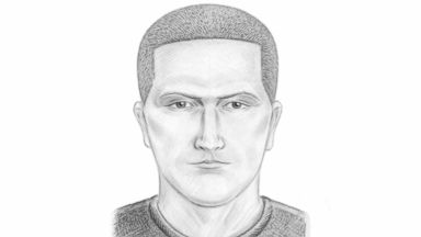 New York police release sketch of a man wanted for assaulting a woman while making racist statements