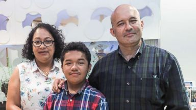 Father faces deportation as 14-year-old son fights rare genetic disease