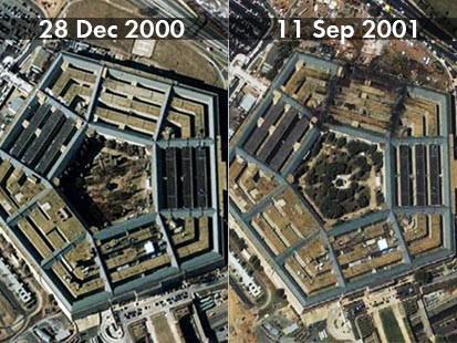 Spy Satellites Turned On The U S