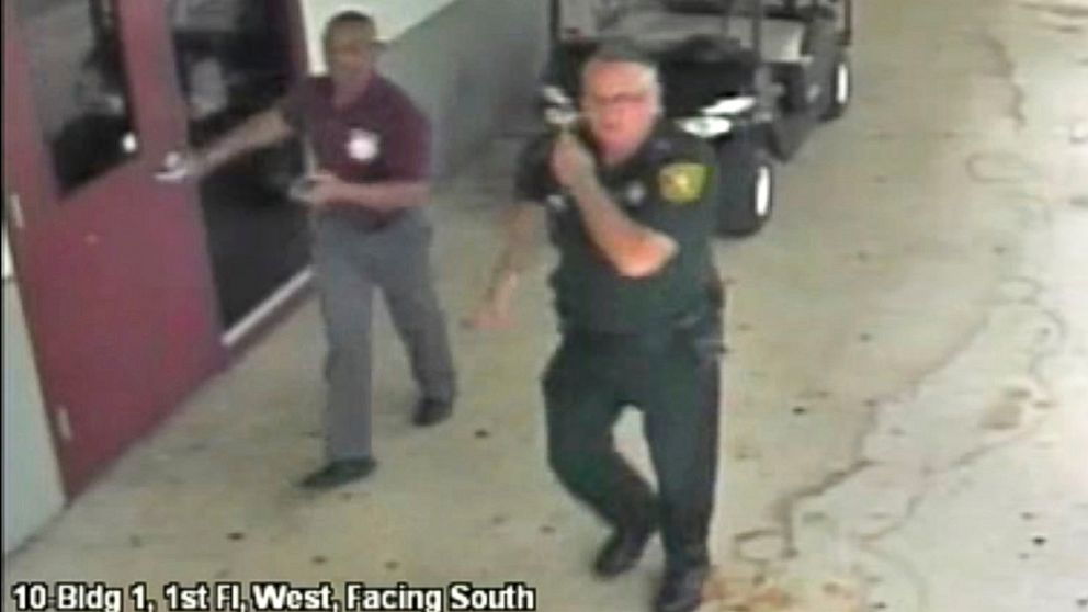 Surveillance video from shooting 'speaks for itself' about