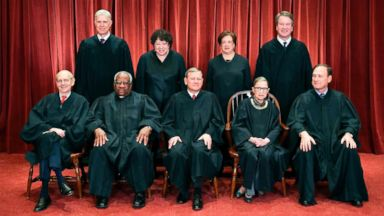 Meet all of the sitting Supreme Court justices ahead of the new term