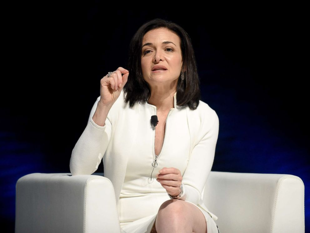 'More women with more power' is a solution to sexual ...Sheryl Sandberg Hot