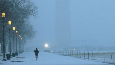 Snow threatens rush hour commutes across Midwest, Mid-Atlantic and Northeast: The latest forecast