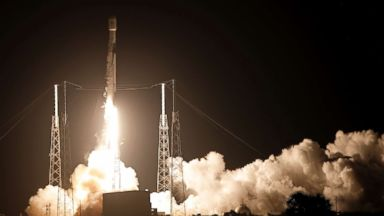 Elon Musk's SpaceX successfully re-launches rocket