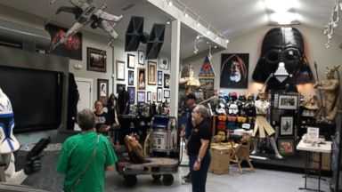 Rancho Obi-Wan: This man spent years building the largest 'Star Wars' collection in the world