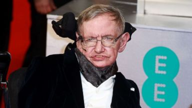 Famed physicist Stephen Hawking dies 55 years after being given 2 years to live