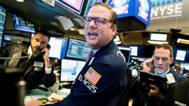 Dow rallies more than 300 points with dramatic buying spree at the closing bell