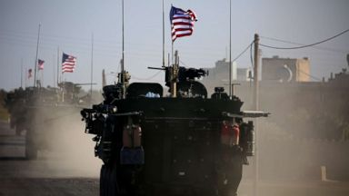 US military begins withdrawing equipment from Syria