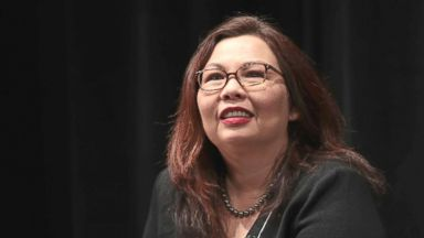 Sen. Tammy Duckworth becomes first sitting senator to give birth while in office