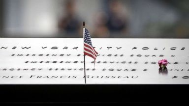 9/11 survivor who donated shoes to museum shares hope on day of remembrance