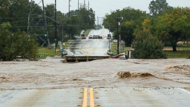 More flooding likely in Texas as record rains continue to fall