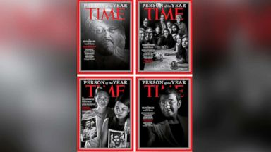 Slain Saudi journalist Jamal Khashoggi, Capital Gazette staff and persecuted reporters are Time's Person of the Year