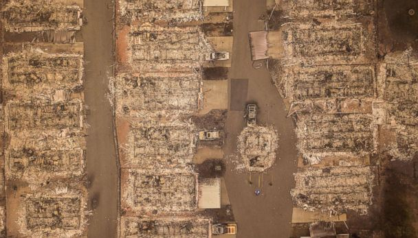 2 dead in Southern California as Woolsey Fire more than