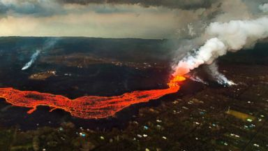 Inside how ABC News reporters covered the dangerous Hawaii volcano eruption