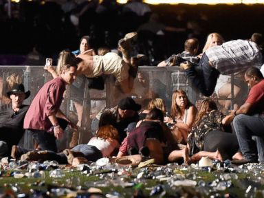 Las Vegas shooting by Stephen Paddock, 59 killed 600 injured