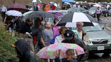 Election Day weather: Severe storms knock out power to some polling stations; others plagued by humidity