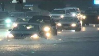 Flash flooding threatens East Coast after parts of Virginia see half a foot of rain