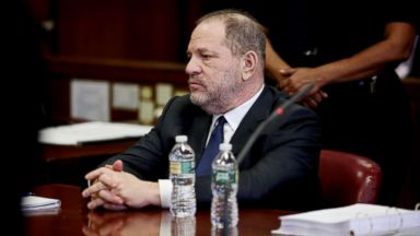 Judge rules Harvey Weinstein will have to face trial on remaining sex charges