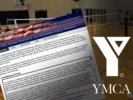 ymca policy on sex offenders in Palmdale