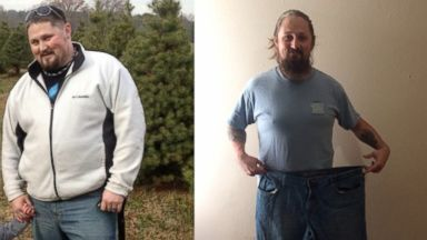 Army vet loses 125 pounds on yoga plan of former pro-wrestler Diamond Dallas Page