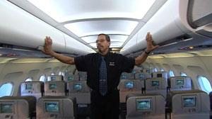Jetblue Flight Attendants Retired Veterans Abc News