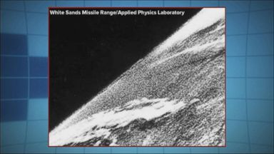 First Photograph of Earth from Space Taken 70 Years Ago