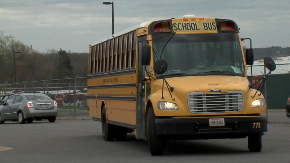 Cia Accidentally Leaves Explosive Material On A School Bus