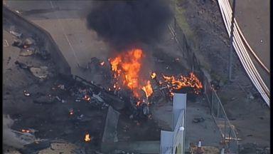 Plane crash in Australia kills 5, including 4 Americans