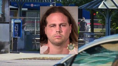 Portland train stabbing suspect confronted passengers a day before the attack