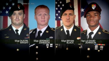 New details emerge about the deaths of 4 US soldiers in Niger