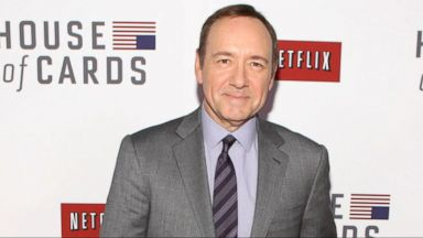 Kevin Spacey says he is seeking treatment after facing sexual misconduct accusations