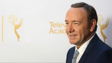 A new accusation against Kevin Spacey