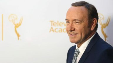 Prosecutors to interview ex-news anchor's son about Kevin Spacey claims
