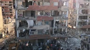 Powerful earthquake rocks the Middle East