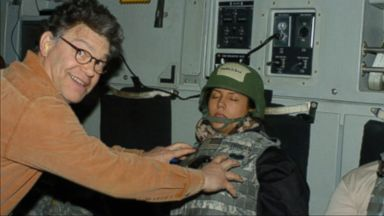 Sen. Al Franken apologizes for questionable behavior