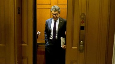 Franken gives interview for first time since allegations surfaced
